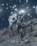 Пришельцы Нины Витановой в галерее Д137