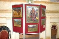 «Автопортрет в музейном интерьере» в Ставропольском музее-заповеднике