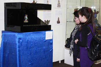 Экспозиции: Сокровища буддийского искусства. Новые грани
