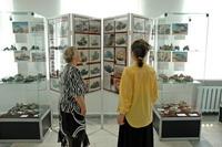 Выставка моделей бронетехники в Ставропольском музее-заповеднике