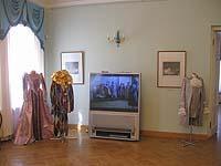 Фрагмент экспозиции Модный Петербург