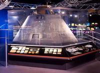Командный модуль Аполлона-8. Музей науки и промышленности, Чикаго