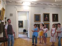 В Радищевский музей на практику
