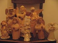 Ангелы. 2008. Радищевский музей
