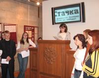 К 100-летию первого российского парламента в Музее политической истории
