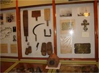 Фрагмент экспозиции Историческое прошлое нашего района