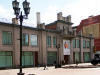 Здание музея на ул. Вайнера