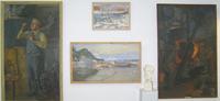 Выставка к 20-летию выставочного зала Музея истории и культуры г. Воткинска