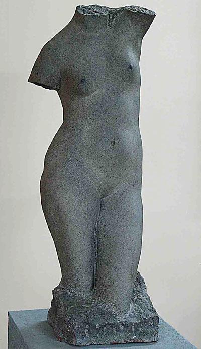 Экспозиции: Эрнст Неизвестный. Торс