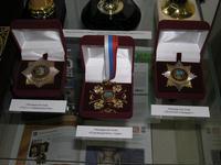 Благодарность за предоставление экспонатов Зеренкову В.Г.
