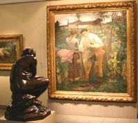 Бастьен-Лепаж. Галерея искусства стран Европы и Америки XIX-ХХ веков