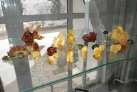 Выставка-ярмарка «Балтийский янтарь» в Ставропольском музей-заповеднике