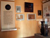 Экспозиция, посвященная М.О. Микешину