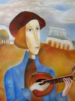 Выставка  Олега Шелудякова Другие берега