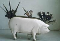 Нож Свинка, А.В.Ананьев, 1951г