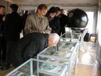 Передвижная выставка «Саратов – Космос – Саратов»