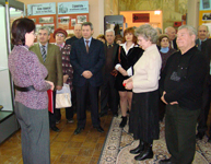 Открытие выставки «Азов 1950-1980-х годов»