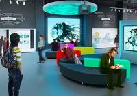 Новая  экспозиция Политехнического музея на ВВЦ