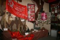 Выставка Слава воинам, защищавшим родную землю!