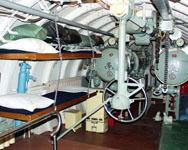 Мемориальный комплекс Подводная лодка Д-2  Народоволец