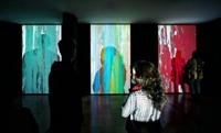 Четвертая ежегодная выставка Hybrid Art в ЦВЗ «Манеж»