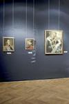 Зал экспозиции выставки «Помнит вся Россия: к 200-летию Отечественной войны 1812 года»