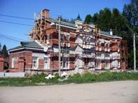 Фабричная больница фабриканта К.А. Брюханова