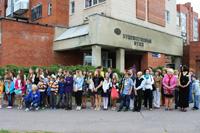 Участники проекта Мы - дети Атомграда