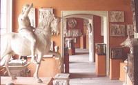 Экспозиции: Музей Академии художеств. Отдел слепков