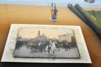 Фрагмент выставки, посвящённой 200-летию победы в Отечественной войне 1812 года. Музей геологии, нефти и газа.