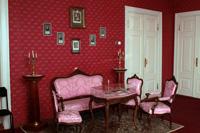 Гостиная Дома-музея С.Г. Волконского