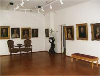 Экспозиция Портретная галерея дворян Черевиных
