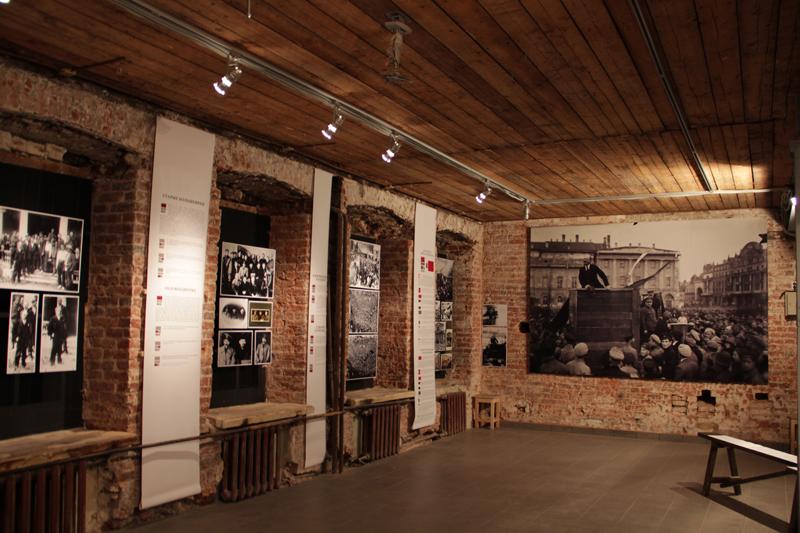 Экспозиции: Выставка Комиссар исчезает