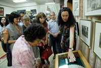 Театральный музей  имени А.А. Бахрушина привез в Хакасию более ста экспонатов