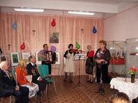 Встреча ветеранов Великой Отечественной войны с детьми и молодежью