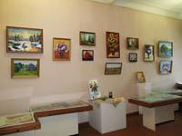 Выставка картин Смирновой Татьяны