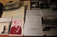 Выставка, посвящённая А.А. Юрлову и СЗ. Трубачёву