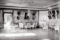 Парадная гостиная дома Гончаровых. Фото начала  XX в.
