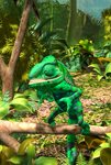 Конкурс Назови хамелеона! в Дарвиновском музее