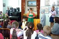 Детский спектакль с учащимися школ г. Старый Крым