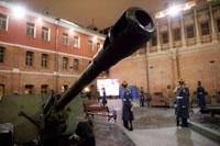 «Артиллерийский двор». Открытие постоянной экспозиции Государственного исторического музея