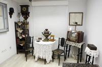 Комната ученых Верещагиных