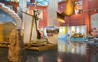 Ночь искусств в Дарвиновском музее