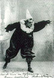 Экспозиции: Мейерхольд в спектакле Акробаты. 1903 г.