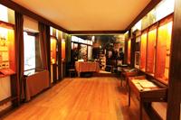 Экспозиция Дома-музея М.А. Волошина. Открыта в июне 2009 г. Фото А. Дальшева