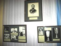 Фрагмент экспозиции  А.П. Чехов на Кавказе в музее Крепость