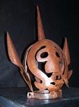 Экспозиции: Позорная маска. Выставка Инквизиция. Средневековые орудия пыток
