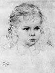 Н.Н. Жуков. Ариночка. 1950