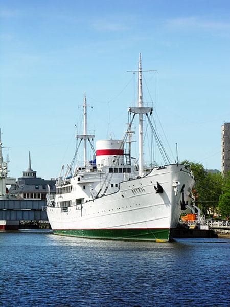 Экспозиции: Корабль Витязь