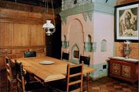Экспозиции: Интерьер столовой. Дом-музей В.М.Васнецова